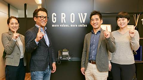 【ビズリーチ】グロウ株式会社の インタビュー記事が掲載されました