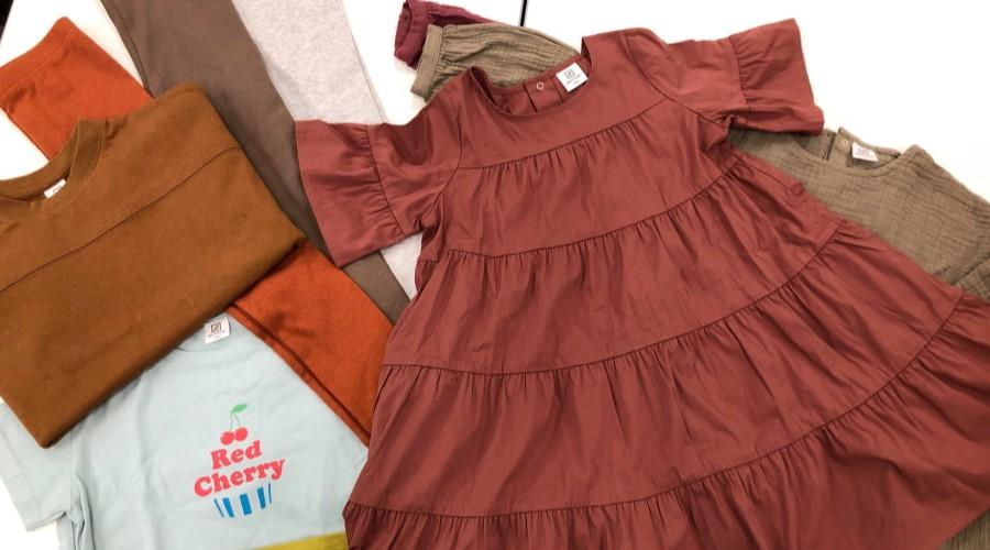 【グロウの社会貢献活動】日本赤十字社へ子ども服をお届けしました